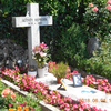 スイス・レマン湖一周ドライブ:トロシュナ見学(へップバーンの墓)など