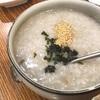 韓国女子旅・朝ごはんは定番のアワビ粥