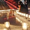 安全への祈り、灯に託す 日航機墜落31年