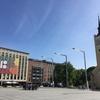 エストニアの首都であるタリンに滞在して