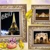 パリの夜景♪フランス&イタリア ハネムーン旅行記2014♪