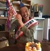 オーナーの山本さんお誕生日!!!& メンズの国産ニット!!