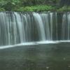 【軽井沢 白糸の滝】幅70メートルのマイナスイオンを吸収しに行こう!