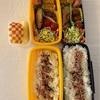 ぶりの照り焼き〜今日のお弁当〜今日のわんこ〜