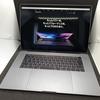 新型 MacBook Pro 2018 15インチを購入報告とかんたんな紹介!