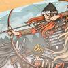 【ボドゲ紹介 】スキタイの侵略者(Raiders of Scythia)日本語版|帝国を脅かす勇猛なるスキタイ。8英雄の1人となり戦場を駆け抜けるよっ!