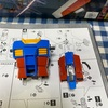 ガンダムVer.2.0の胴体を作りました。