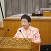 予算議会、1時間に及ぶ宮川県議の代表質問、県政の重要問題を問う