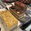 Wボレロ久々の東京催事でロングケーキと焼き菓子と