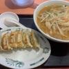 【日高屋】熱烈中華の味噌ラーメン