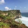 特典航空券でバリ島:初日はカーチャーターでウルワツ寺院へ