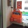 AED の有る風景