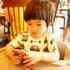 5歳児、暗算アプリで時間制限つき解答に慣れる。