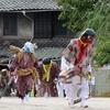 吉浦八幡神社の祭り