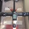 (ロードバイク) デダのハンドルとリザードスキンのバーテープに交換