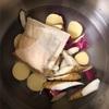 ホットクックで「サツマイモとごぼうの味噌汁」を作ってみた!