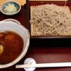 【本蓮沼】手打ち蕎麦・うどん 彩め:とろろ汁せいろ(950円)