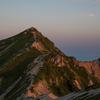 「山の日」翌日の唐松岳