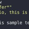 emacsのtooltip作成用のライブラリのposframe.elの使いかたを調べていた。