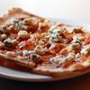 「ブルーチーズとハチミツのピザ」のご紹介