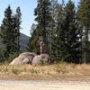 アメリカ、ナショナルフォレストで寝てみよう in Spokane ~キャンプサイトでの過ごし方~ 5