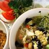 お腹満足!【オートミール入り野菜スープ☆】