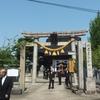 川巴良神社 母衣まつり