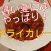 暑い夏にぴったり!夏野菜のドライカレー作りました!レシピ