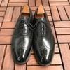 【靴紹介】J.M.WESTON 376 フルブローグ