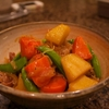 カナダで作る日本料理(2)肉じゃが② レシピ
