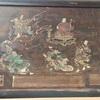 日蓮上人と七面天女の一大絵巻 延寿寺本堂の大絵馬(三浦市)