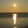 【夕日が美しすぎる】クッチャロ湖畔キャンプ場 北海道ツーリング