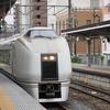 常磐線651系普通列車に乗る