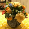 素敵なお花をいただきました💐