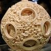 象牙球に感動、タピオカミルクティーもカバランウイスキーも美味い。台北旅行2日目。(故宮博物院、GOMAN MANGO、楊家祖伝胡椒餅、カバランウイスキー、寧夏夜市、龍山寺、カルフール)
