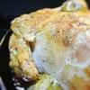 鶏丸の詰物、春雨ガーリック