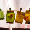 幼児さんの節分           Fruehlingsbeginnfest der Kindergarden