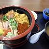 鳥取県・境港で巴(ともえ)丼を食べる