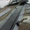 屋根塗装2−2(カラーベスト・コロニアルの事例)