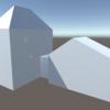 UnityのProBuilderでモデリングした建物をOculus Goからみる