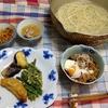 幸運な病のレシピ( 2437 )昼:ひっぱりうどん、天ぷら