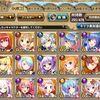 【花騎士】 久しぶりの22連続実家!