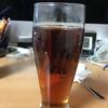 がーでんのグラスに熱湯注いでみた