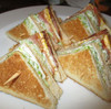 【KUL】グランドハイアットクアラルンプール クラブハウスサンドイッチ