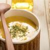 寒い冬の外遊びには、あたたかいスープ弁当を