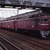 1991年東北旅行(2) ED75牽引の普通旅客列車