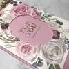 【セリア】花柄のメッセージカードと付箋がおすすめ!【Kyowa・amifa】