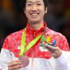 【リオ五輪】卓球の水谷隼が重い扉をこじ開けた!男子シングルスで銅メダル獲得の快挙!