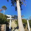 走田神社と向日神社