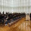東海市小中学校音楽会① 本番前のリハーサル